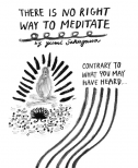 There's No Right Way to Meditate